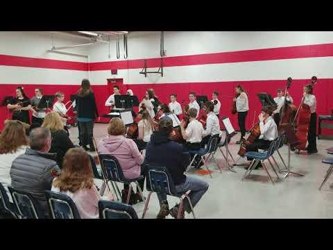 Alton Middle School Schumann Ensemble