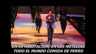 Michael Jackson They Don't care about us Subtitulado en Español