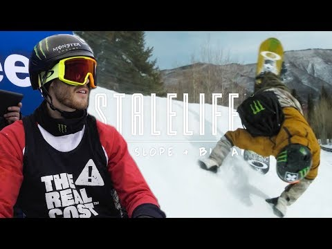 X GAMES SLOPESTYLE + BIG AIR | StaleLIFE