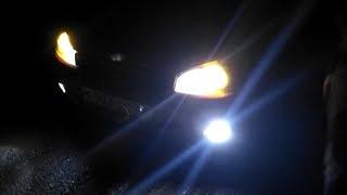 Обзор и установка LED ламп с Aliexpress на авто