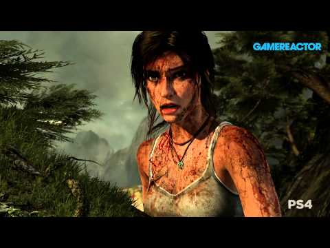 Tomb Raider - Comparison Video First 20 minutes Gameplay (PS3 vs. PS4 vs. Xbox One)
