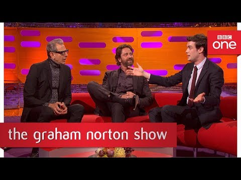 Jack Whitehall's royal comedy gig didn't go well  The Graham Norton : 2017  BBC One