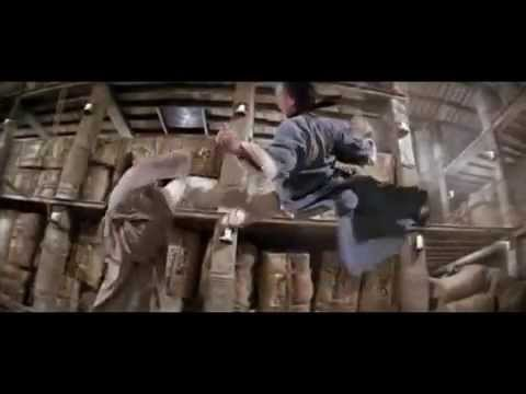wong fei hung tribute jet li and jackie chan (song by george lam)
