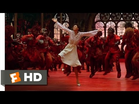 The Wiz (6/8) Movie CLIP - Everybody Rejoice (1978) HD