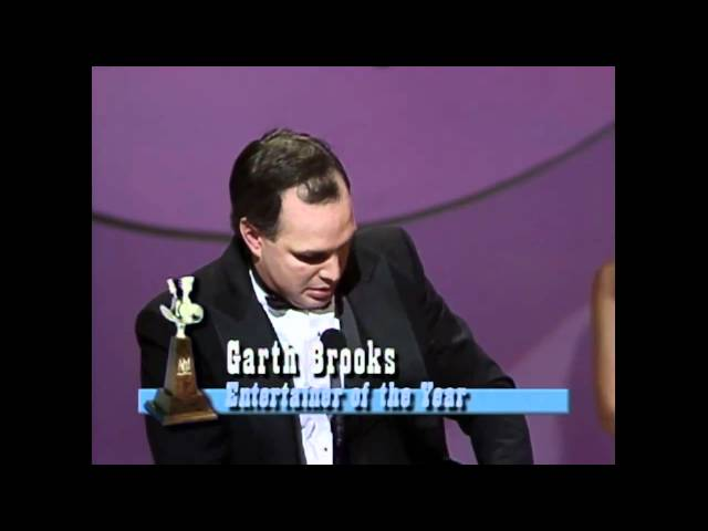 1991 Was A Big Awards Year For Brooks Also Having Won Four CMA Including Entertainer Of The That October