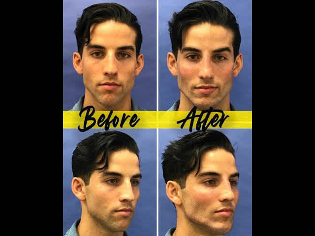 Get A Male Model Makeover in 10 Minutes