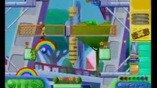 Rainbow Islands: Towering Adventure - Area 1 [1:06.2]