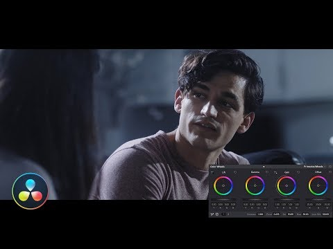 How To Color Grade A Short Film  DaVinci Resolve Tutorial
