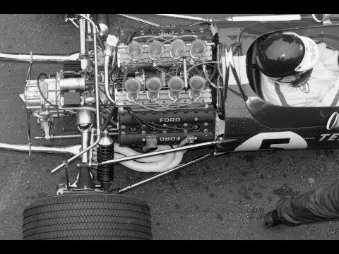 Cosworth DFV - The birth of an iconic F1 engine