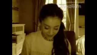 Ariana Grande 12 17 12 Livechat part 4
