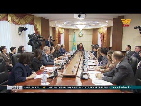 Д. Назарбаева: Легкая и пищевая промышленность нуждаются в активной государственной поддержке