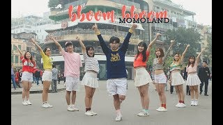 [KPOP IN PUBLIC] - MOMOLAND (모모랜드) Bboom Bboom (뿜뿜) - DANCE COVER by FBG from Vietnam