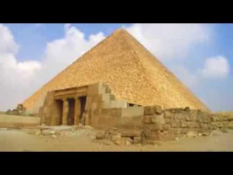 Пирамида фараона Хеопса и история египетских пирамид