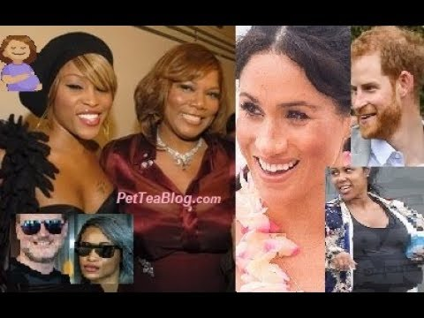 Eve & Queen Latifah Expecting A Baby! Meghan Markle Pregnant But Cant Have A BABY SHOWER! 🤰