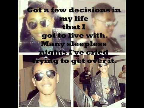 Alone - Jacob Latimore ( Lyric Video )