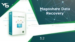 Magoshare Data Recovery Software 3.2 (Win & Mac) - Lifetime Licence.
