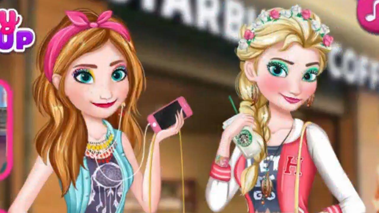 Anna Und Elsa Spiele