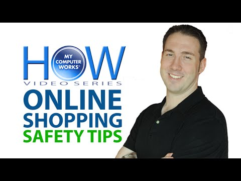 Online Shopping Safety Tips!