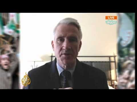Former US official Mark Kimmitt talks to Al Jazeera