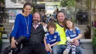 Proud To Be Blue | Gazprom Chelsea