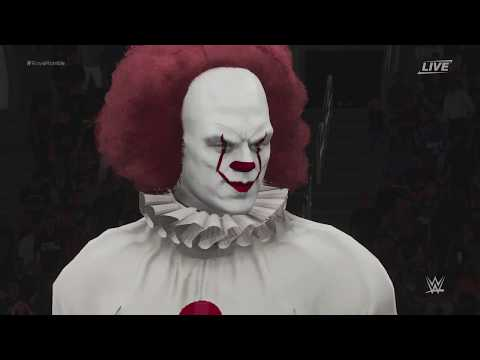 WW2K18 Gameplay PENNYWISE Fight  [PS4] thumbnail