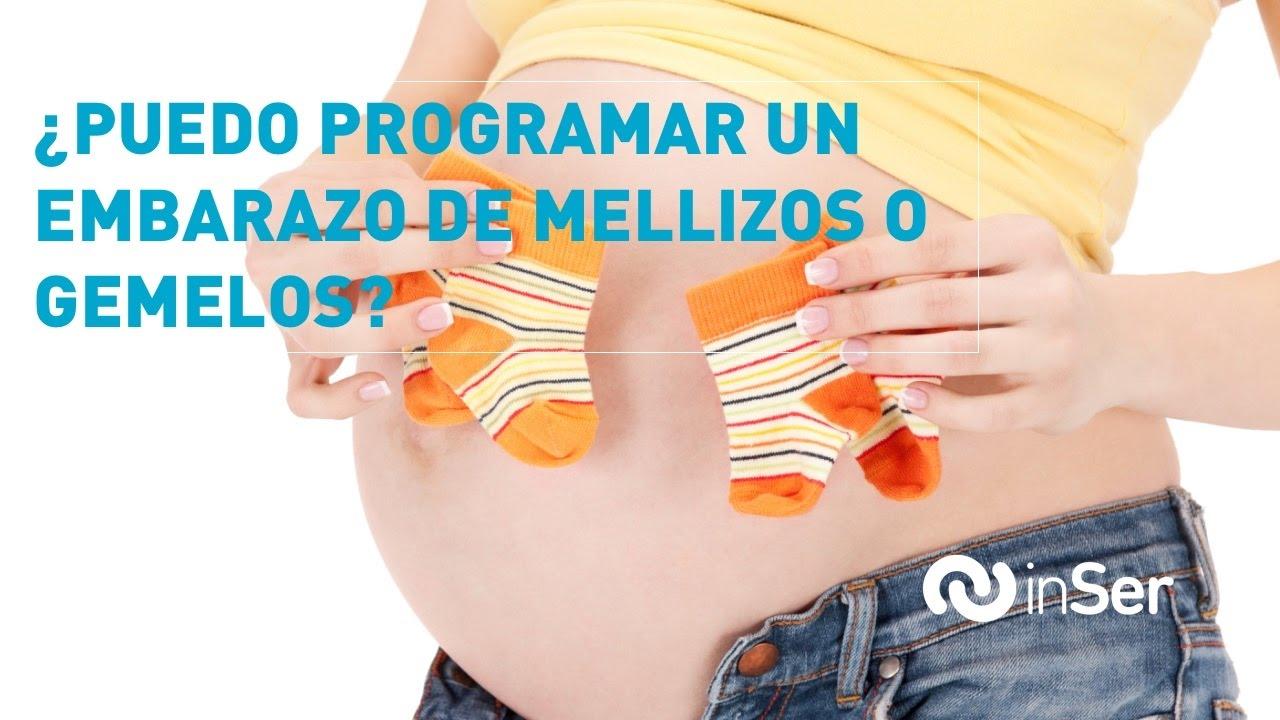 Como poder quedar embarazada de gemelos