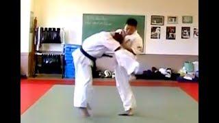 Enshin Karate SF/Sabaki- Cha obi no kata (茶帯の型)