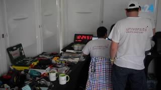 تحدي محمد بن زايد العالمي الأول للروبوت