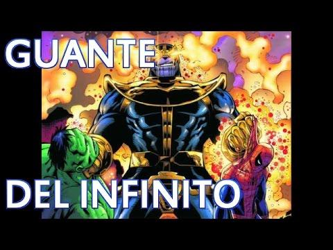 LA GUERRA DE THANOS Y EL GUANTE DEL INFINITO - PARTE 1 - MARVEL - VENGADORES - X MEN