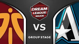 Fnatic vs Aster Leipzig Major DreamLeague 2020 Highlights Dota 2