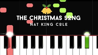 The Christmas Song - Nat King Cole | Piano Tutorial