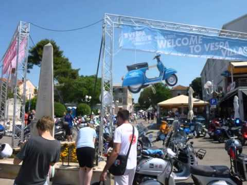Vespa World Days  Croatia