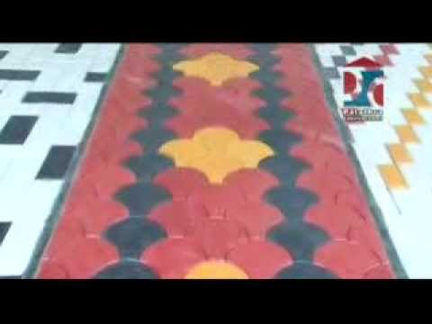 Interlock Concrete Paving Blocks And Tiles In Kottayam