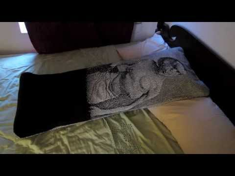 How To Make A Joseph Merrick Body Pillow Cover YouTube Beauteous How To Make Body Pillow Cover