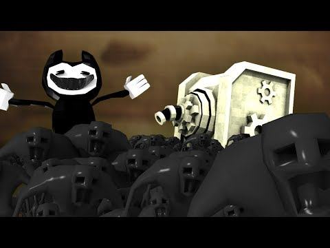 Minecraft | Bendy and The Ink Machine - BENDY