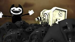 Minecraft | Bendy and The Ink Machine - BENDY'S INK MONSTER ARMY! (Bendy in Minecraft)
