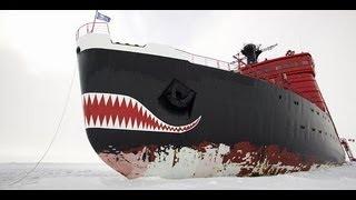 Größter Eisbrecher der Welt - The biggest icebreaker in the world