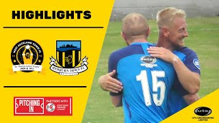 HIGHLIGHTS | West Auckland Town 1-3 Hebburn Town | JR Cleator Cup Final