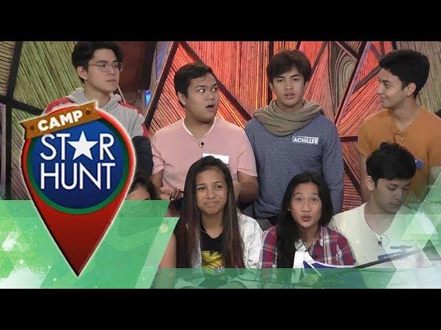 Camp Star Hunt: Kuya, ibinigay ang second house player task ng Star Dreamers