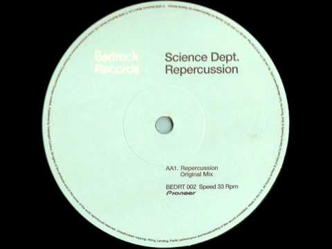 Science Dept. - Repercussion