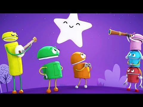 StoryBots | Twinkle Twinkle Little Star | Classic Nursery Rhymes For Kids