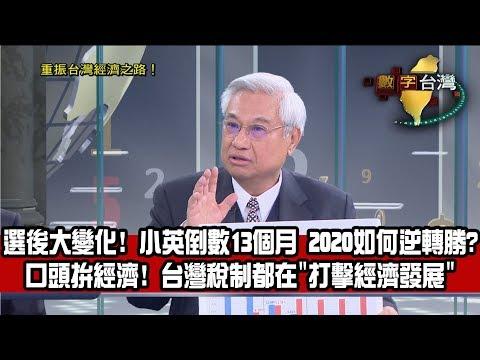 數字台灣HD237重振台灣經濟之路! 謝金河 林伯豐 陳進財