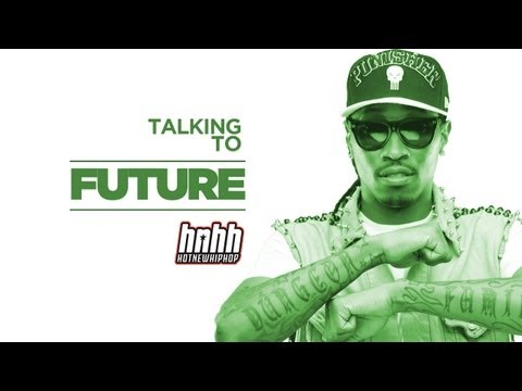 Rapper Future Being The Future Of Hip-Hop