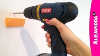 Home Improvement Tip: Drilling With Quick Clean-Up