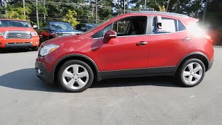 2015 Buick Encore Durham, Chapel Hill, Raleigh, Cary, Apex, NC XP12426