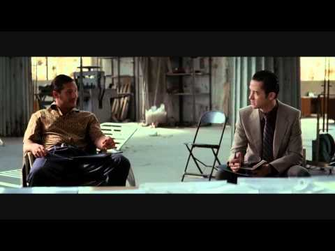 Inception - Eames and Arthur
