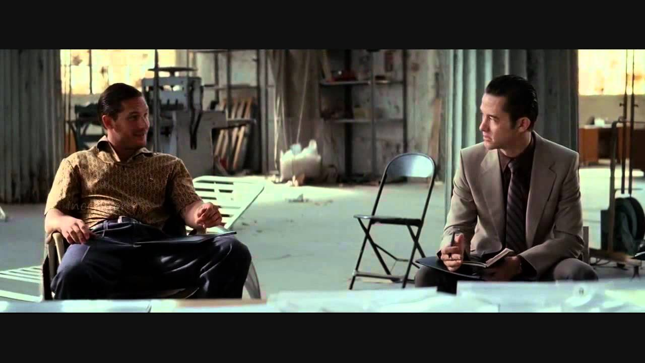 Inception - Eames and ... Joseph Gordon Levitt