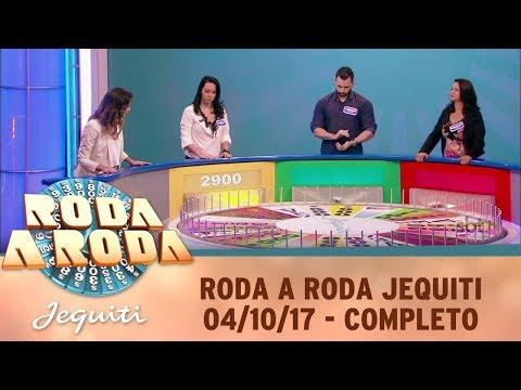 Roda A Roda Jequiti (04/10/17) | Completo