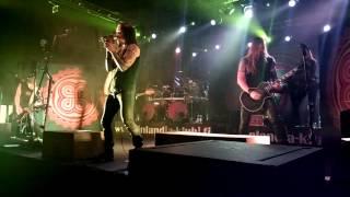 Amorphis - Silver Bride (Live @ Finlandia-Klubi, Lahti 09.10.2015)