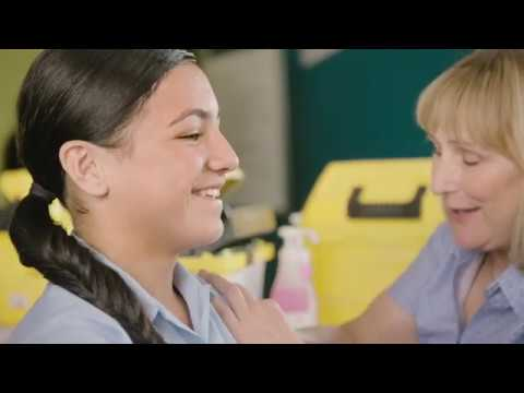 Getting your human papillomavirus (HPV) vaccination at school — what to expect